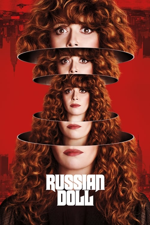 Cover of the Season 1 of Russian Doll