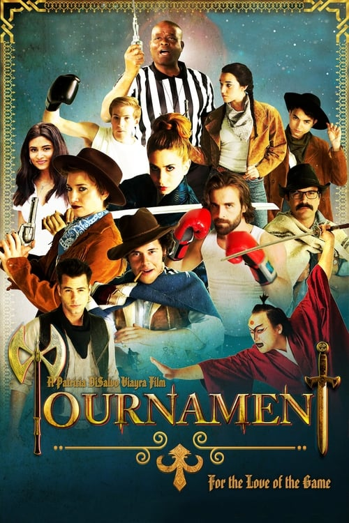 Tournament (2018) PelículA CompletA 1080p en LATINO espanol Latino