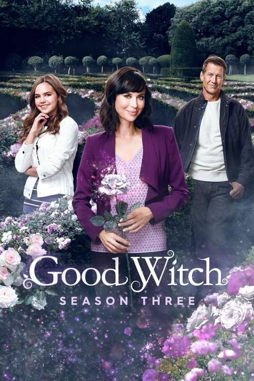 Cover of the Season 3 of Good Witch