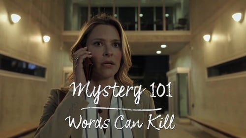 Mystery 101: Words Can Kill (2019) Watch Full Movie Streaming Online