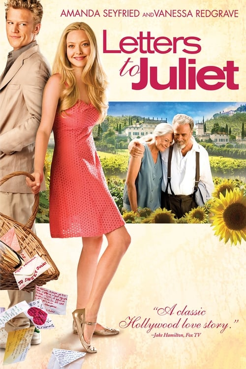 Letters to Juliet (2010) Watch Full Movie Streaming Online