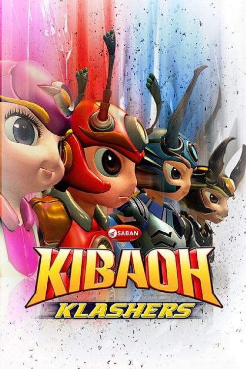 Cover of the Season 1 of Kibaoh Klashers