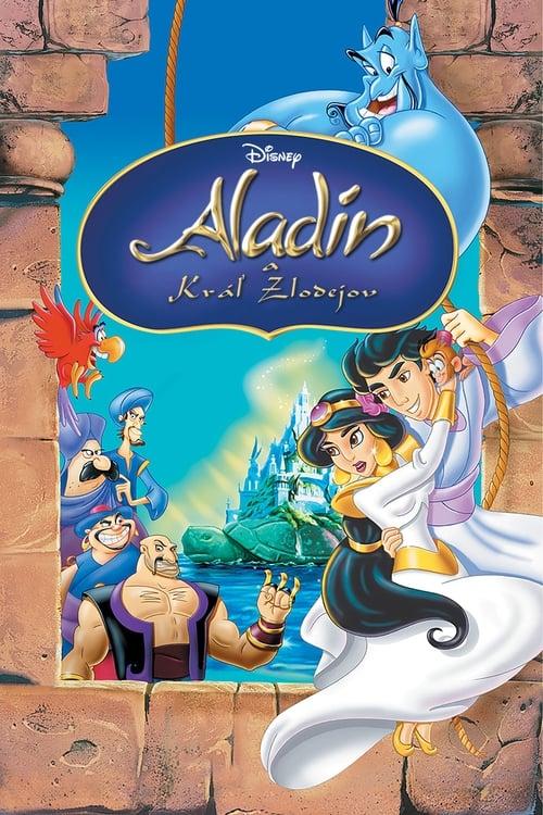 Aladin a kráľ zlodejov