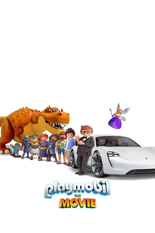 Let's get epic movie poster