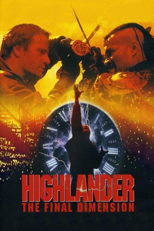 Highlander 3: Čarodejník
