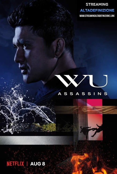 Cover of the Season 1 of Wu Assassins