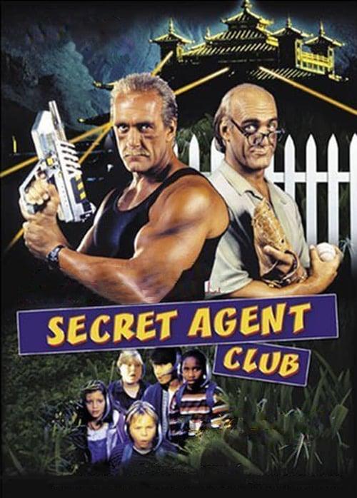 Misia tajných agentov