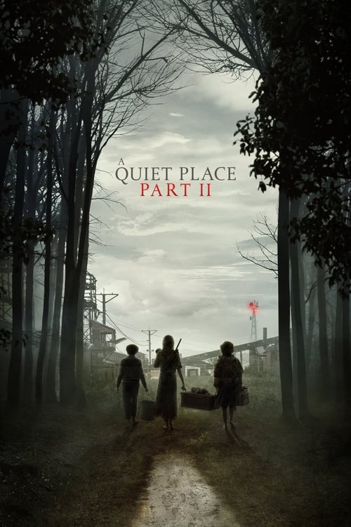 A Quiet Place Part II (2020) Watch Full Movie Streaming Online