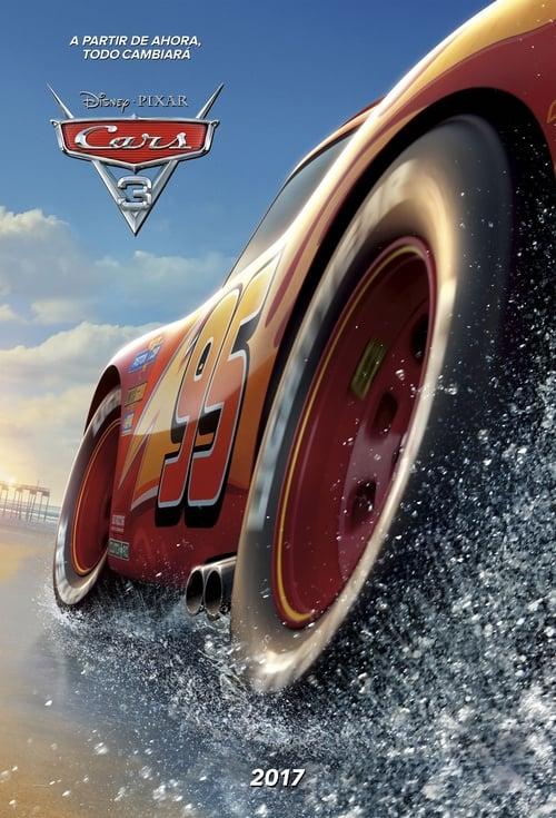 Cars 3 (2017) Repelisplus Ver Ahora Películas Online Gratis Completas en Español y Latino HD