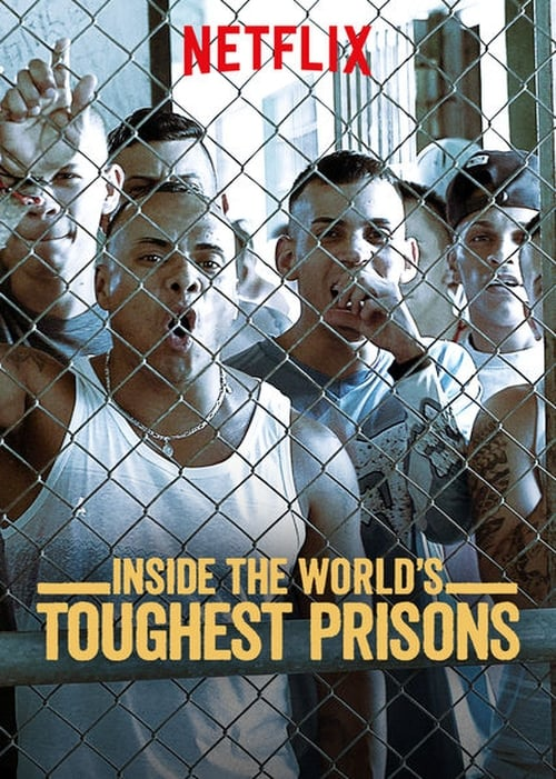 Cover of the Season 2 of Inside the World's Toughest Prisons