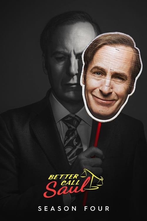 Cover of the Season 4 of Better Call Saul
