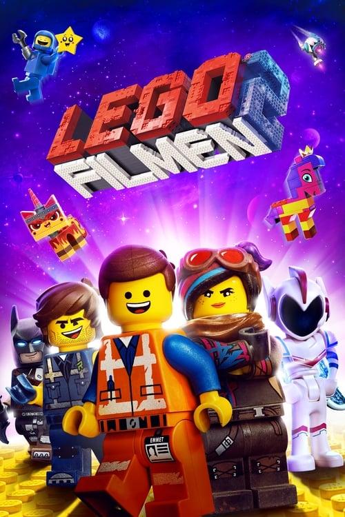 Poster för Lego filmen 2 - Banner