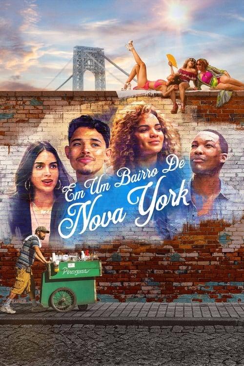 Em Um Bairro de Nova York 2021 - Dual Áudio 5.1 / Dublado WEB-DL 1080p