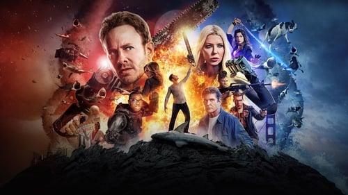 Sharknado 4: The 4th Awakens (2016) Watch Full Movie Streaming Online