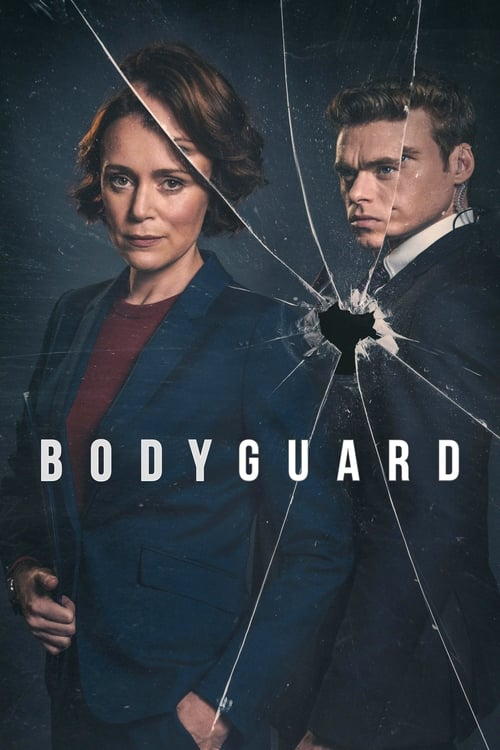 Cover of the Season 1 of Bodyguard