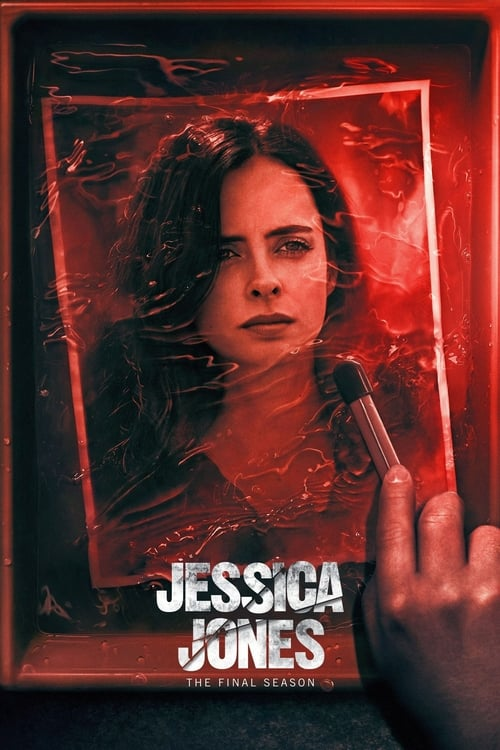 Cover of the Season 3 of Marvel's Jessica Jones