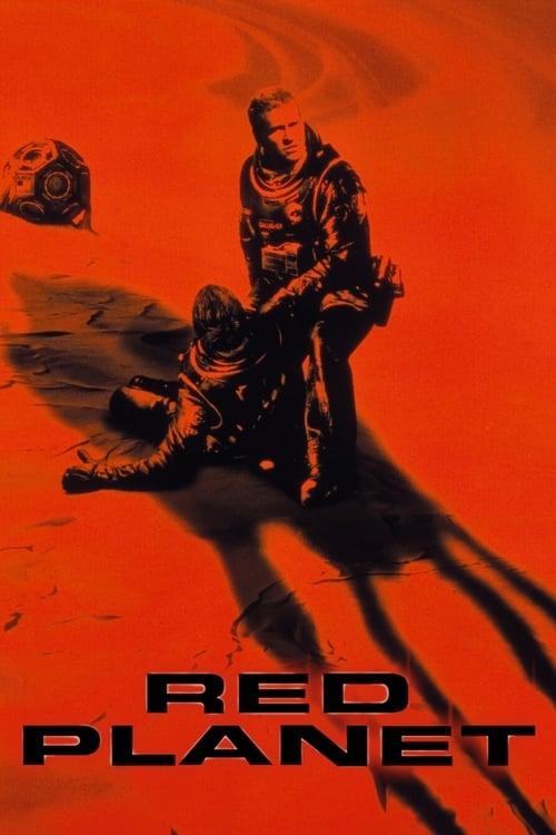 Červená planéta