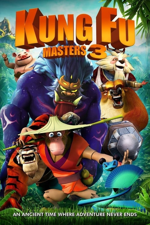 watch Kung Fu Masters 3 full movie online stream free HD