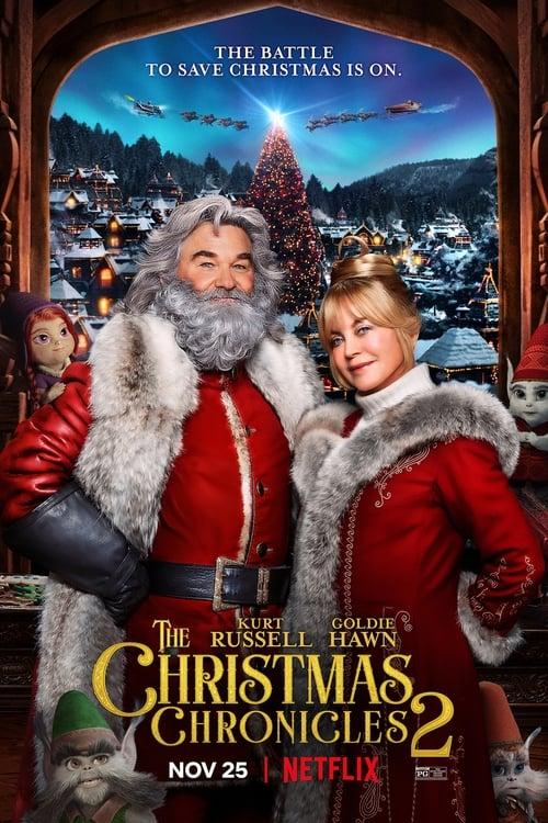 Filme Crônicas de Natal: Parte Dois Dual Áudio 2020 – FULL HD 1080p / 720p
