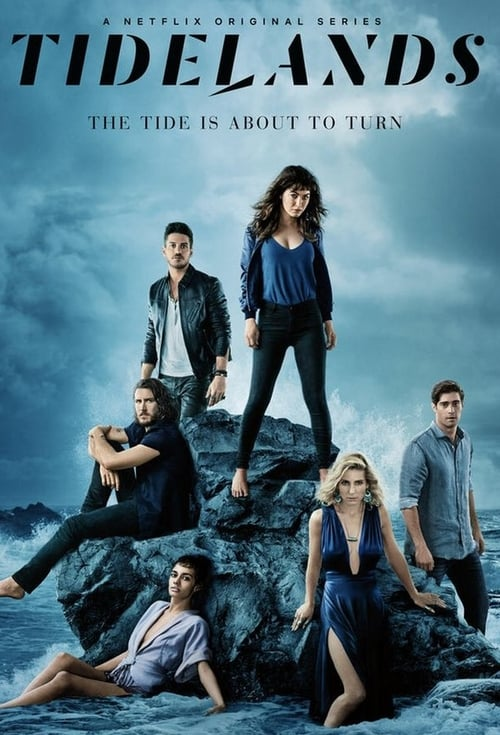Cover of the Season 1 of Tidelands