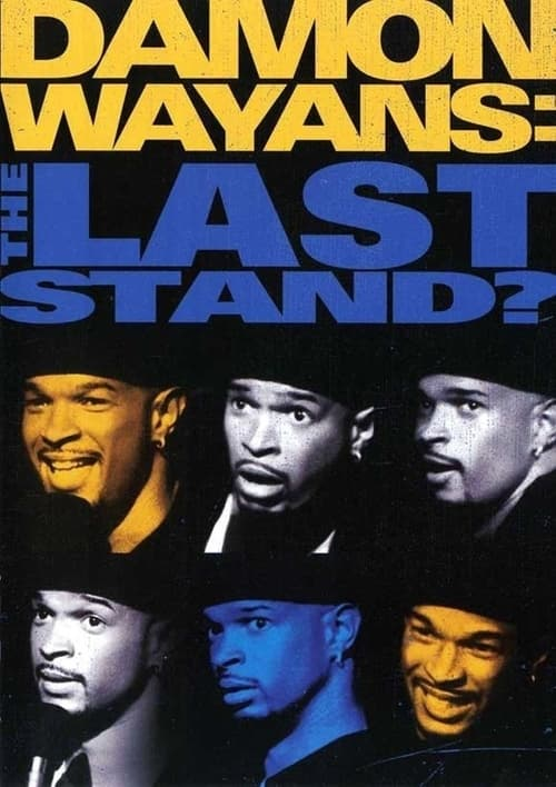 Damon Wayans: The Last Stand
