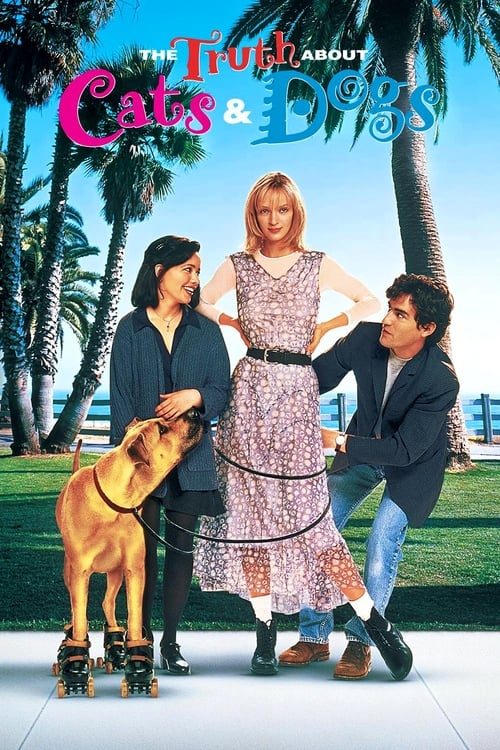 The Truth About Cats & Dogs (1996) Watch Full Movie Streaming Online
