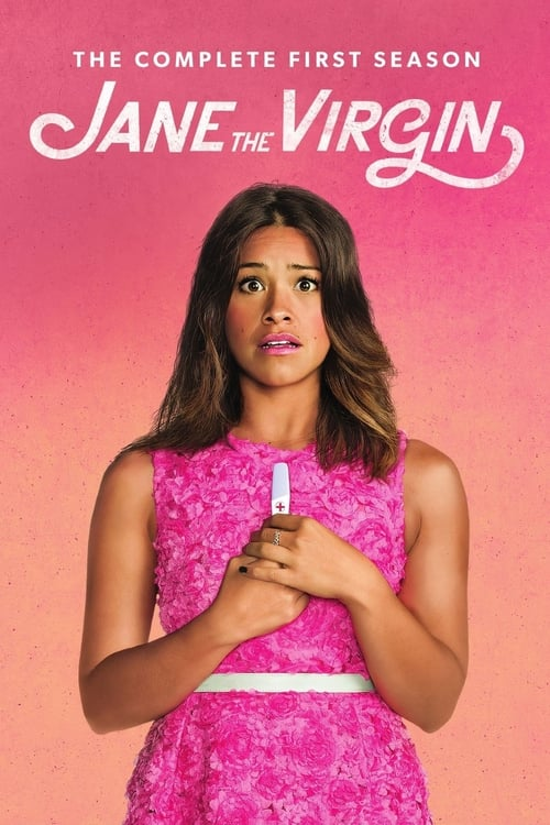 Cover of the Season 1 of Jane the Virgin