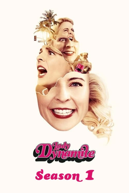 Cover of the Season 1 of Lady Dynamite