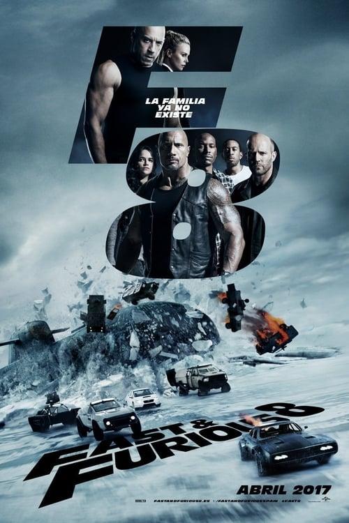 Fast & Furious 8 (2017) Repelisplus Ver Ahora Películas Online Gratis Completas en Español y Latino HD
