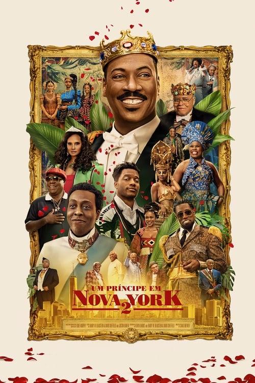 Um Príncipe em Nova York 2 - 2021 Dual Áudio 5.1 / Dublado WEB-DL 720p   1080p