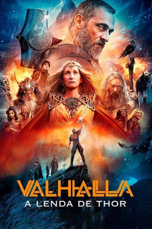 Valhalla – A Lenda de Thor 2019 - Dual Áudio 5.1 / Dublado BluRay 720p e 1080p