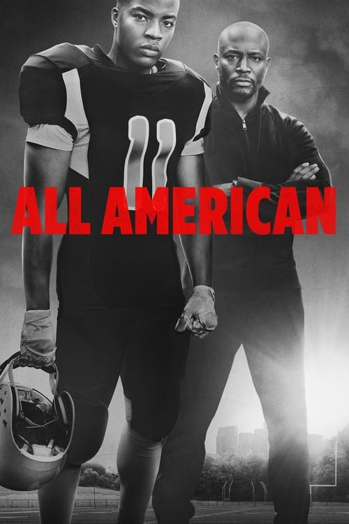 Cover of the Season 1 of All American