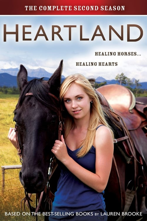 Cover of the Season 2 of Heartland