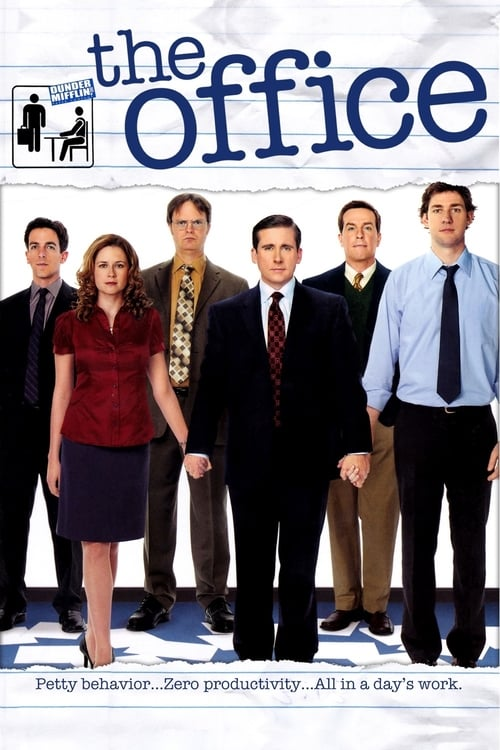 Cover of the Season 6 of The Office