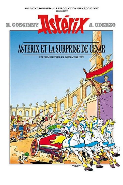 Astérix et la surprise de César (1985) Film complet HD Anglais Sous-titre