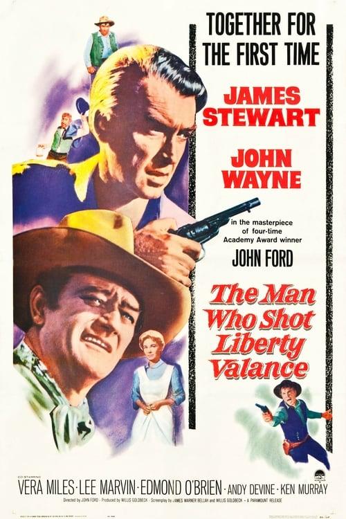 リバティ・バランスを射った男 (1962) Watch Full Movie Streaming Online