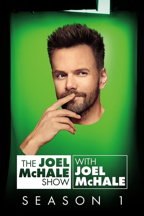 Cover of the Season 1 of The Joel McHale Show with Joel McHale