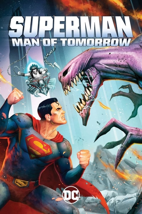 Watch Superman: Man of Tomorrow Online