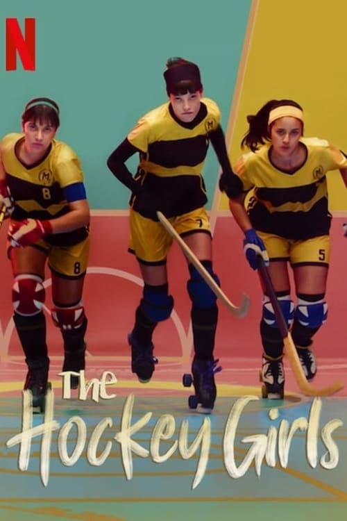 Cover of the Season 1 of The Hockey Girls