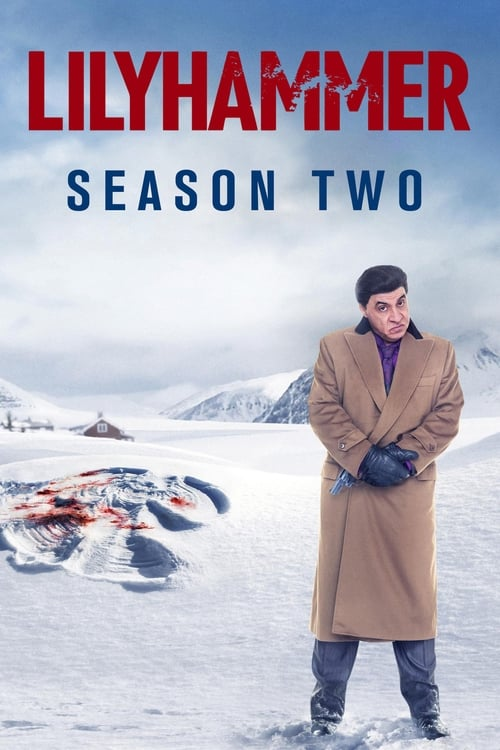 Cover of the Season 2 of Lilyhammer