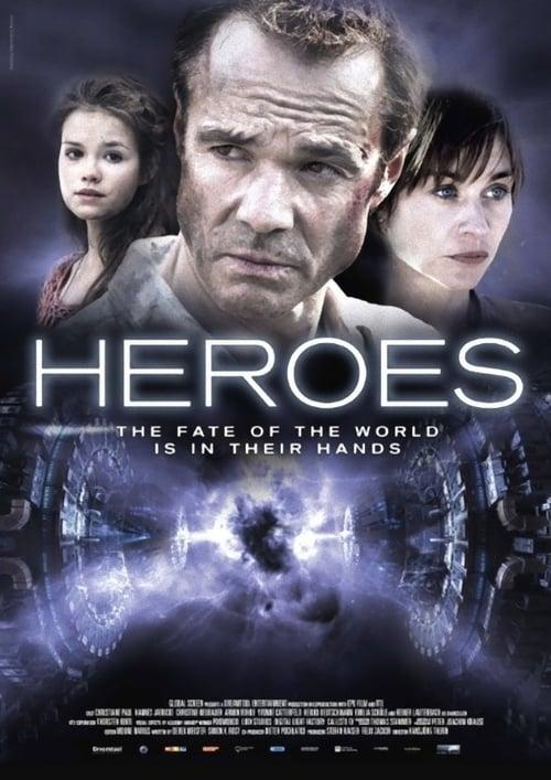 Hrdinovia: Záchrana Zeme