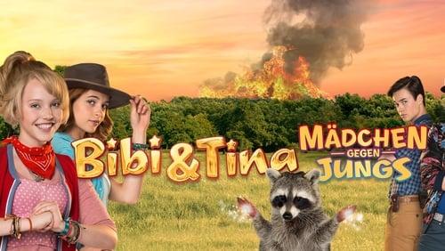 Bibi & Tina: Girls vs. Boys (2016) Watch Full Movie Streaming Online