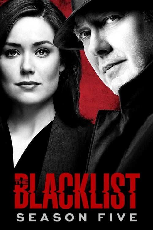 Cover of the Season 5 of The Blacklist