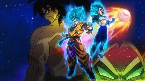 Dragon Ball Super: Broly (2018) Watch Full Movie Streaming Online