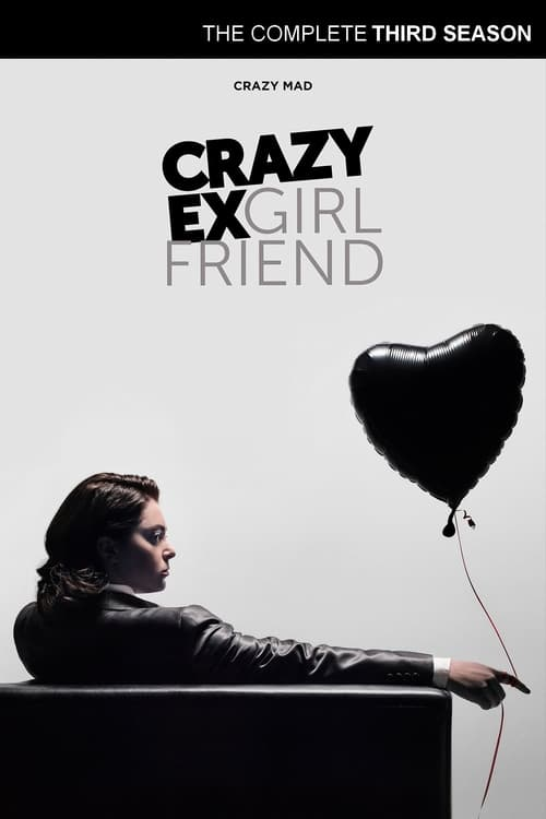 Cover of the Season 3 of Crazy Ex-Girlfriend