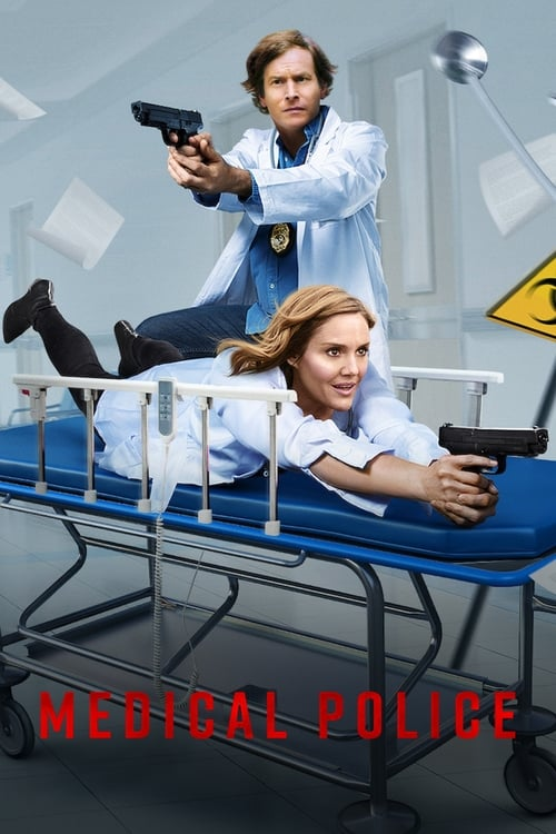 Cover of the Season 1 of Medical Police