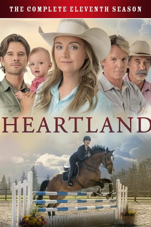Cover of the Season 11 of Heartland