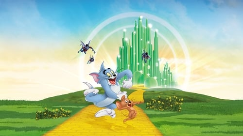 Tom and Jerry: Back to Oz (2016) Watch Full Movie Streaming Online