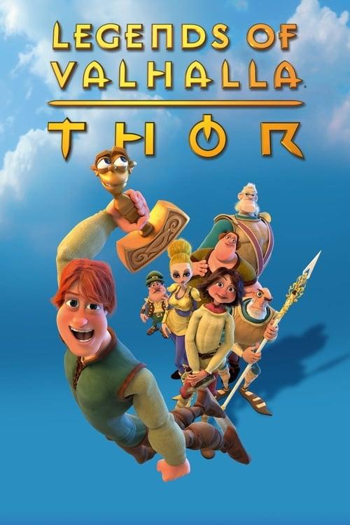 Thor: Legendy Valhally