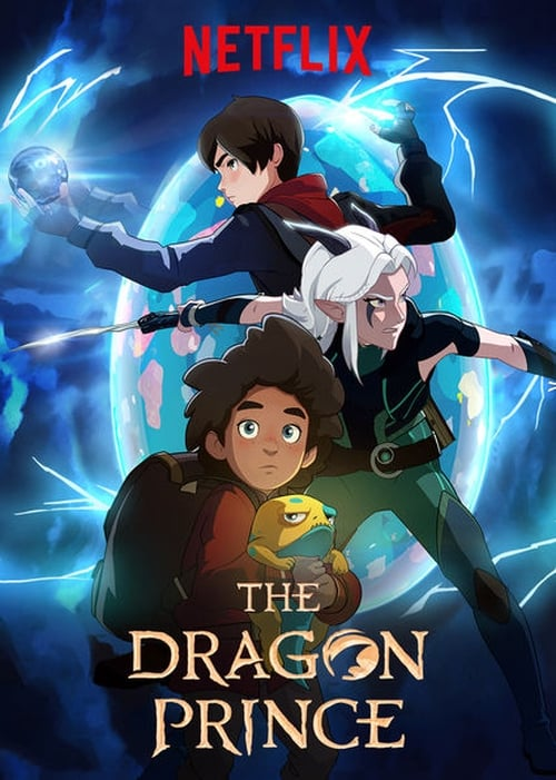 Cover of the Book 2: Sky of The Dragon Prince